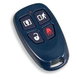 Télécommande sans fil 4 boutons